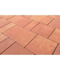 Тротуарная плитка Старый город «Ландхаус» Color Mix Рассвет (60мм)